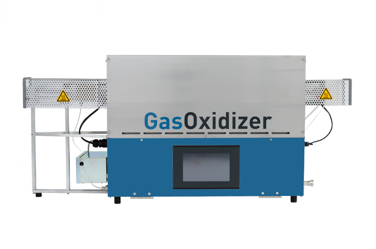 GasOxidizer- V&F IMR-MS Online Ultra Sensitive Multicomponent Gas